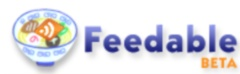 feedable logo