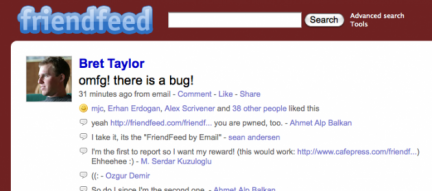 FriendFeed: un bug permette di impersonare chiunque