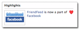 Facebook compra FriendFeed