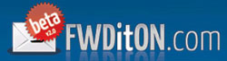 FWDitON, forward it on le email virali