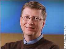 bill gates non usa la carta...