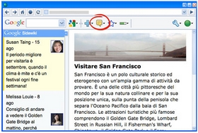 Google introduce Sidewiki in Google Toolbar, per commentare tutto il Web