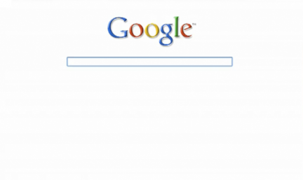Come visualizzare la homepage minimalista di Google