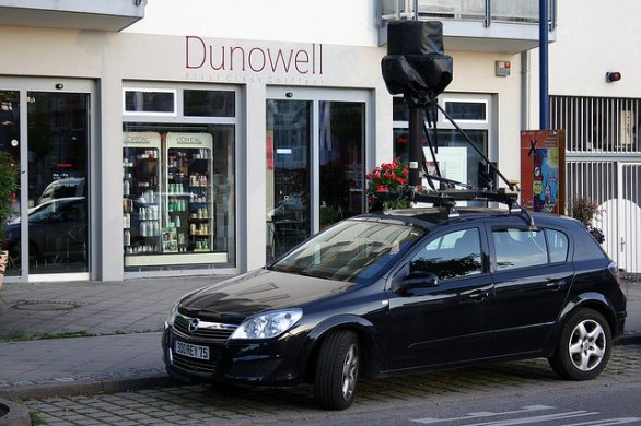 Google blocca Street View in Germania