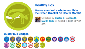Healty Fox Foursquare