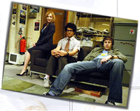 The IT crowd: sit-com di Channel 4 sui tecnici informatici