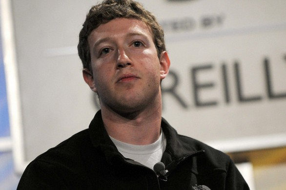 Facebook: Mark Zuckerberg