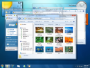 Microsoft mostra l'interfaccia di Windows 7