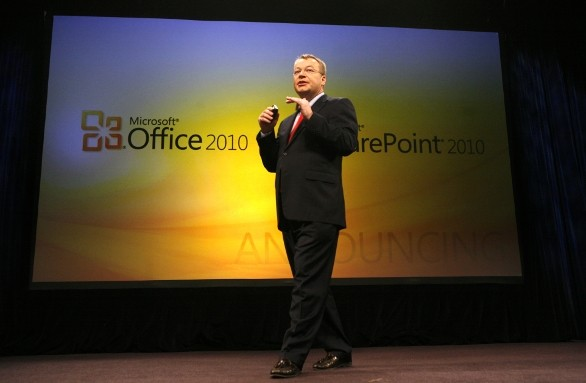 Microsoft Office 2010 Launch