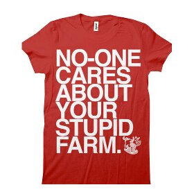 No-One Cares About Your Stupid Farm