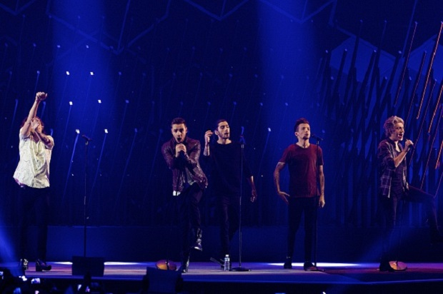 One Direction in concerto