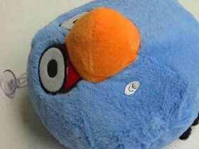 Peluche – Angry Birds