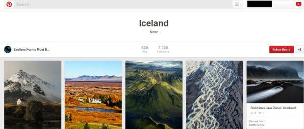 Bacheca Pinterest di Endless Forms