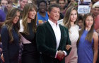 The Expendables 3, il cast all'anteprima mondiale a Londra