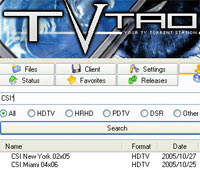 TVTAD: download serie tv con torrent e feed rss
