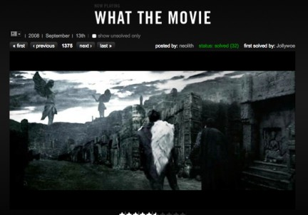 what the movie