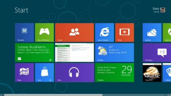 Windows 8 Consumer Preview è disponibile per il download