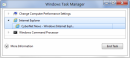 Windows 8: screenshot del nuovo Task Manager