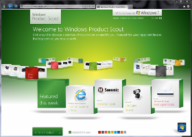 Windows Product Scout