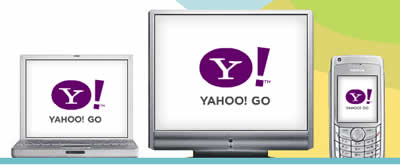 Tv, Pc, Cellulare: Yahoo Go
