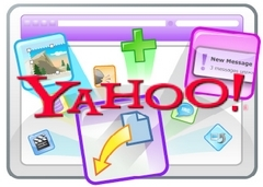 Con BrowserPlus Yahoo supporta il drag & drop