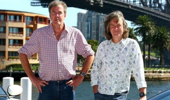 Top Gear Live - Sydney Photo Call