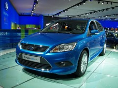 La Ford Focus Econetic
