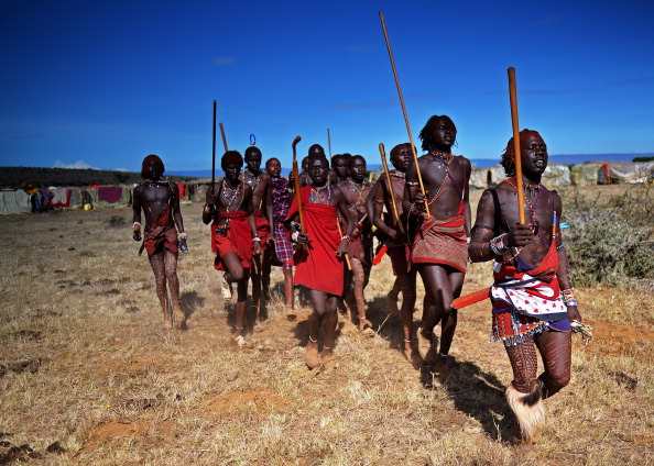 KENYA-CULTURE-TRADITION-MAASAI