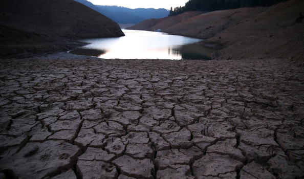 Statewide Drought Severely Affects Shasta Lake's Water Level