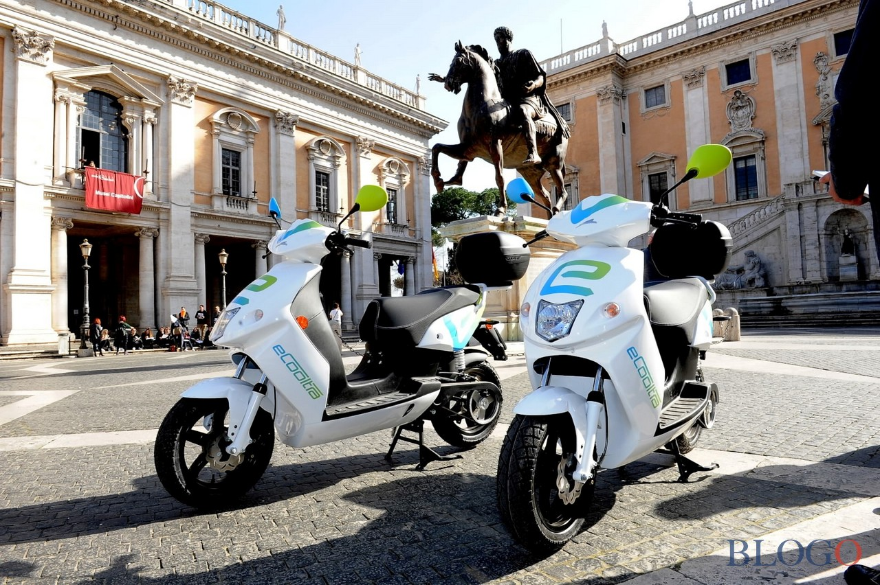 Ecooltra scooter sharing elettrico roma come funziona - Come funziona lo scaldabagno elettrico ...