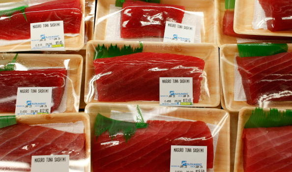 Media Report Claims Level Of Mercury Found In Tuna Sushi Is Very High