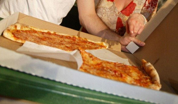 Cartone Pizza  (Photo by Frazer Harrison/Getty Images)