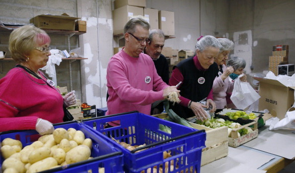 FRANCE-SOCIAL-POVERTY-CHARITY-RESTOSDUCOEUR