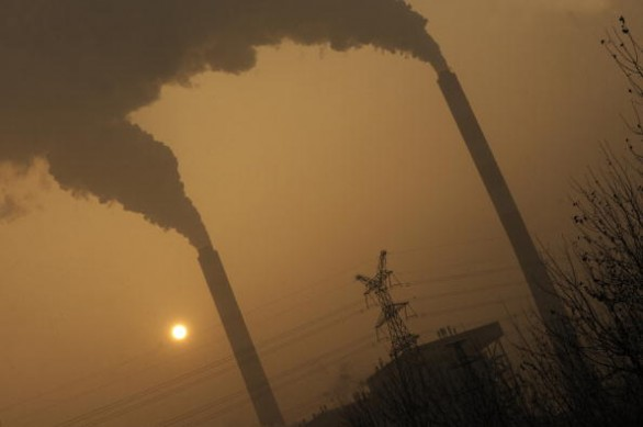 """TO GO WITH AFP STORY """"UN-climate-warming"""