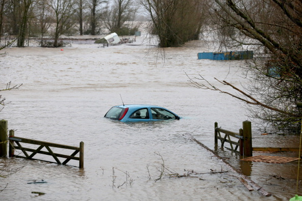 UK Braced For Further Storms As Rain And Snow Bring More Flood Misery