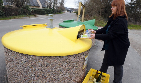 FRANCE-ENVIRONMENT-WASTE-RECYCLING-THEME