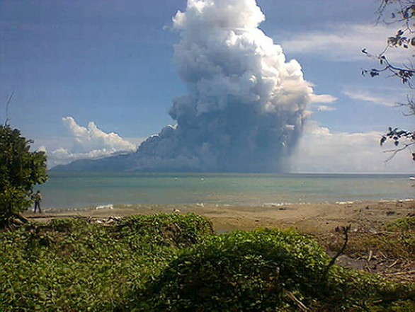 INDONESIA-VOLCANO-DISASTER