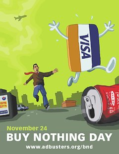 Buy nothing day 2007