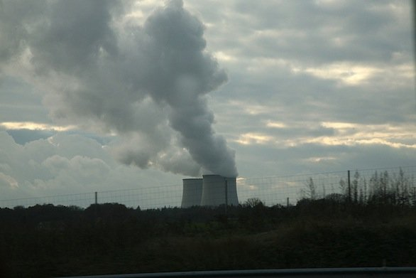centrale nucleare francese