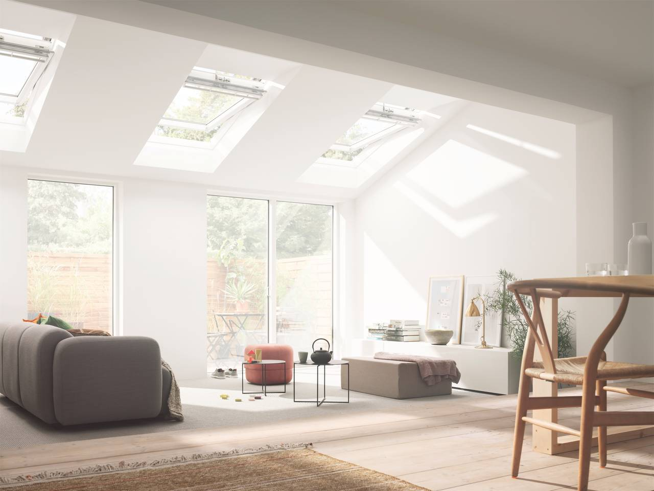 Smart home velux presenta la finestra active a risparmio for Velux listino