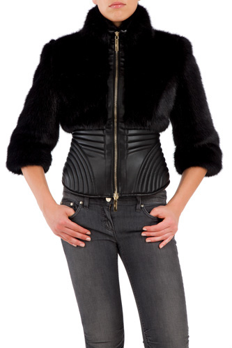 Elisabetta Franchi e la Faux Fur free collection autunno inverno 2012-2013