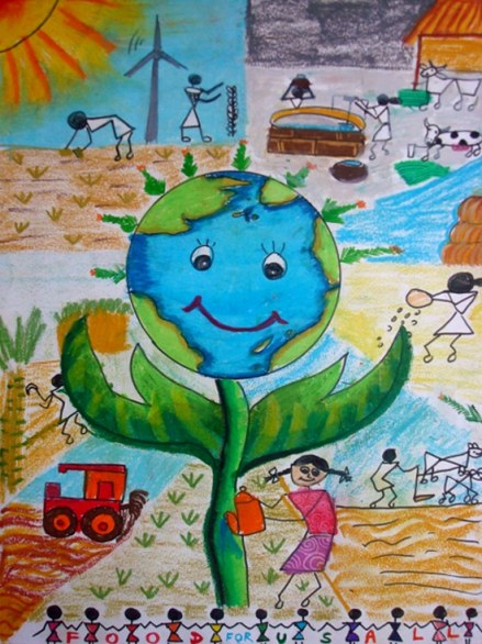 Essay about biotechnology to save mother earth