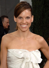 Hilary Swank supporta Water for All