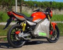 Moto elettrica GPR-S by Electric Motorsport USA