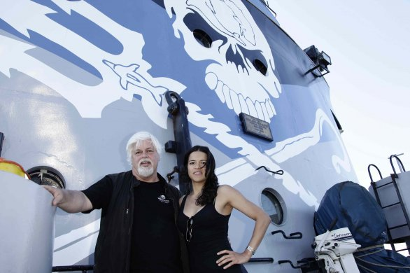 Paul Watson arrestato in Germania