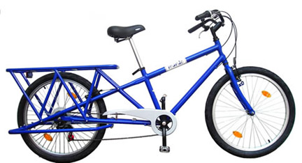 Sport Utility Bycicle