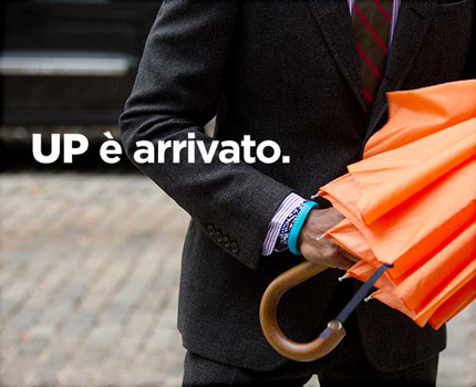 Jawbone UP 2 Italy iOS Android