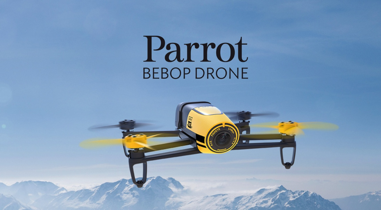 drone parrot bebop e skycontroller prezzo scontato amazon. Black Bedroom Furniture Sets. Home Design Ideas