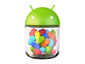 Logo di Android 4.2 (Jelly Bean)