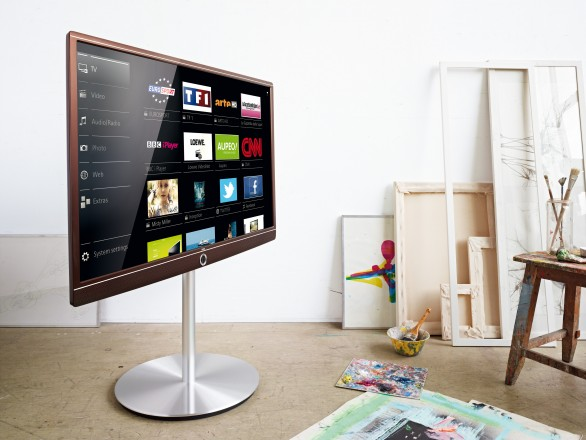 loewe presenta le nuove smart tv art. Black Bedroom Furniture Sets. Home Design Ideas